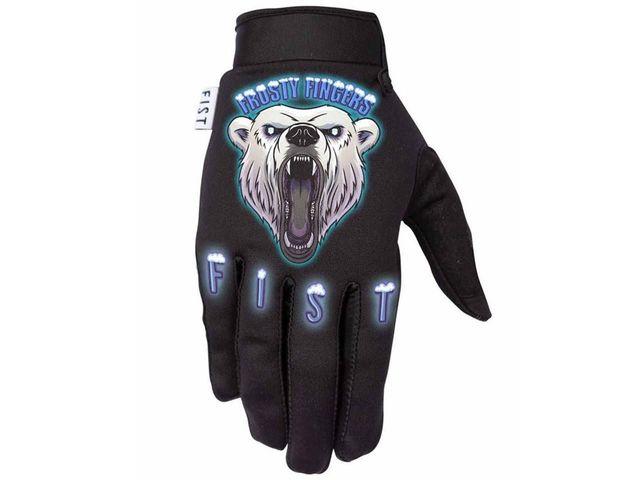 FIST RUKAVICE Frosty Fingers Polar Bear