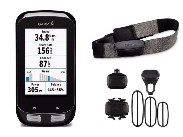 GARMIN EDGE 1000 HRM+CAD